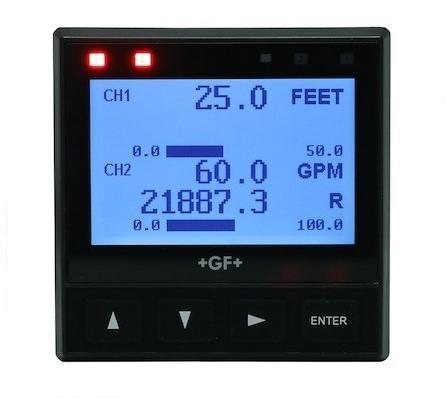 GF 9950 tweekanaalszender