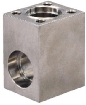 Georg Fischer Metalex Socket Weld Mini-Tap 1.4401 blok