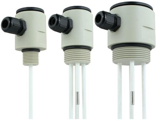 GPP conductieve niveausensor PPH met RVS electroden en kabelwartel
