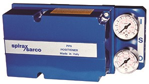 Spirax Sarco Pneumatische klepstandsteller PP5M