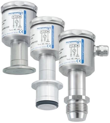 Hengesbach Inbouw druk- en niveausensor TPF-serie 050D