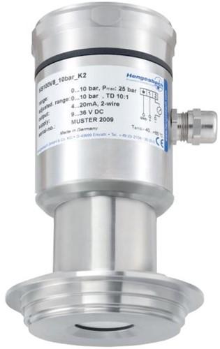 Hengesbach KERAMESS KS100 / KS101 - Inbouw druk- en niveausensor
