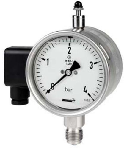Druktransducer geïntegreerd in een buisveermanometer - Type DMU ... -