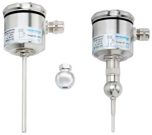 Hengesbach Lasbare weerstandsthermometer -sferische lasbare versie-Type TP13