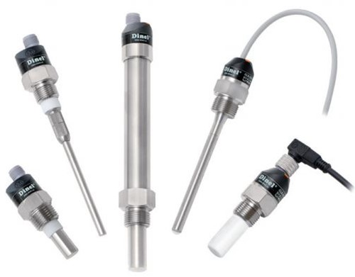 Dinel Capacitieve niveausensoren CLS-23
