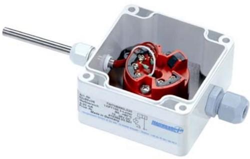 Hengesbach Buiten weerstandsthermometer- Type TP 10 / TW 70