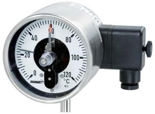 Limiet zender - elektromechanisch - Kruipcontact / magnetisch klikcontact -