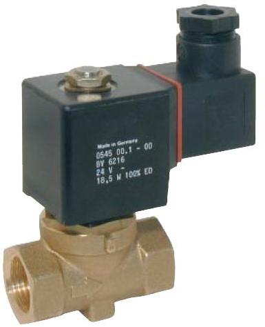 """EBMGAG2D131645610 """"Magneetventiel 1/2""""""""; 230VAC type: EBMGAG2D131645610"""