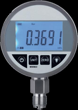 Digitale manometers Type ETD-14 klasse 0.2