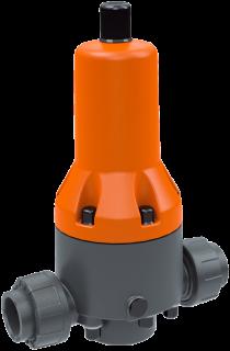149238 PVC-U Drukreduceerventiel DMV765 d40 PN10 EPDM Sok