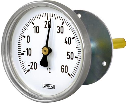Wika Model 48 Bimetallic thermometer