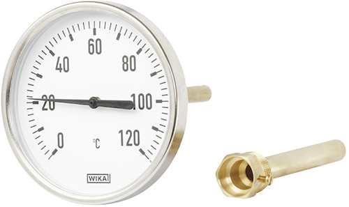 Wika Model 50 Bimetal Thermometer