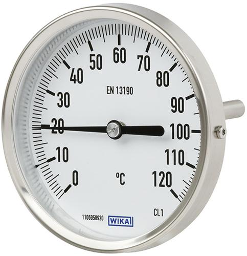Wika Model 52 Bimetallic thermometer