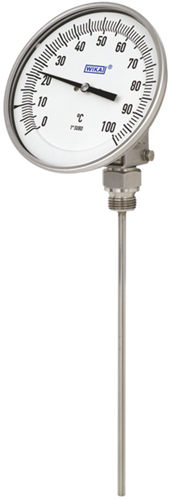 Wika Model 53 Industrial thermometer