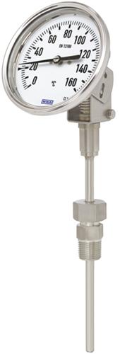 Wika Model 54 Bimetal thermometer