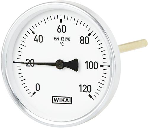Wika Model A51 Bimetal thermometer