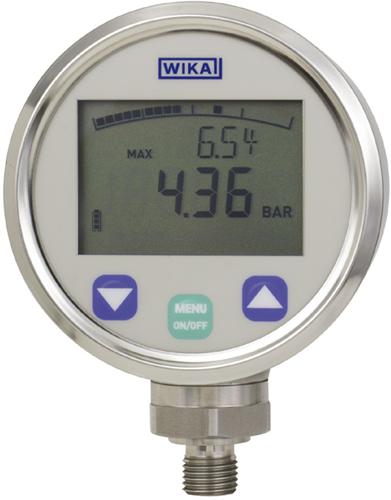 Wika Model DG-10 Digital pressure gauge