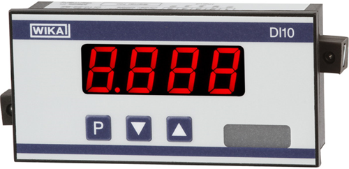 Wika Model DI10 Digital indicator for panel mounting