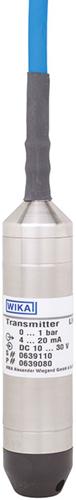 Wika High-performance submersible pressure transmitter
