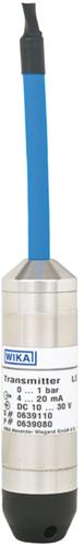 Wika Submersible pressure transmitter