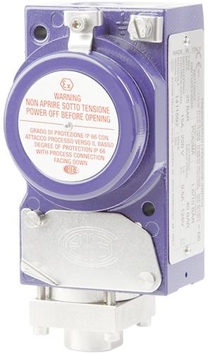Wika Mechanical pressure switch Model PCA