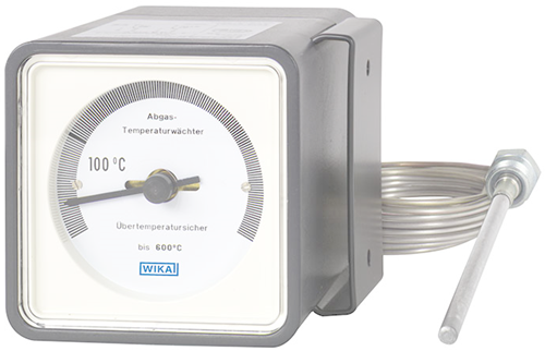 Wika Model STW15 Expansion thermometer