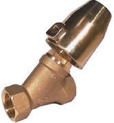 EBDG2D1 Pneumatische klepafsluiter