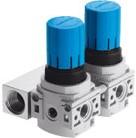 Festo Precisie drukregelaar combinatie LRB-DB-K