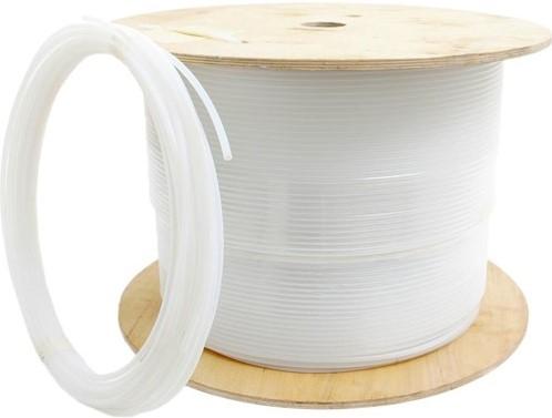 PTFE slang 4 x 2 x 1 mm naturel/m PTFE luchtslang