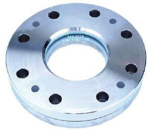 321 Round Sight Glass Flange mounted according to DIN 28121