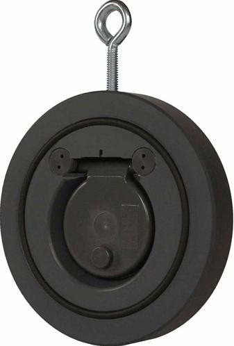 RSK920-DN32-4-V Wafer terugslagklep DN32 PVC-U/Viton