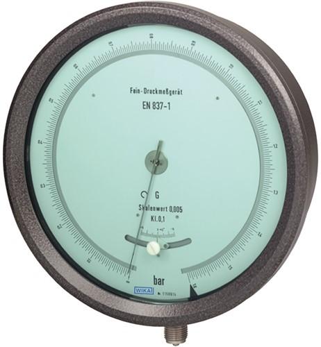 Test Gauges, Model 342.11
