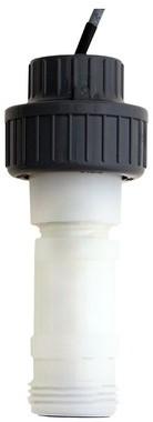 GF type 2550 voor niveau 1/2 inch 3-delige koppelingaansluiting