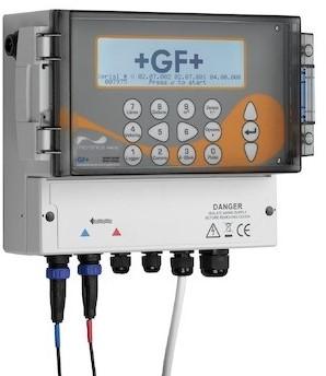 Georg Fischer Ultraflow U3000 ultrasone doorstroommeter en Ultraflow U4000 ultrasone doorstroommeter met ingebouwde datalogger