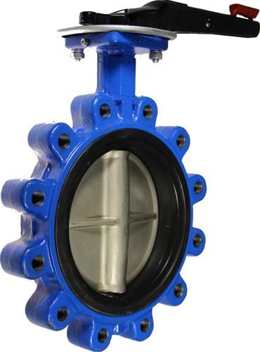 EBWM532015 Vlinderklep DN300, PN10/16, EN558-1 NBR/GGG-40/RVS  LUG type