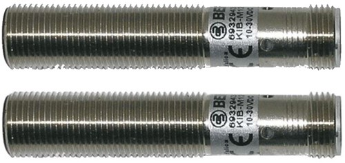 EBWGS-LS-IBC-02/A 2 Inductieve eindschakelaars OPEN/CLOSE met M12 connector IP67